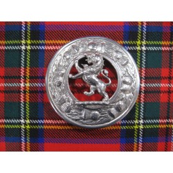 BROCHE DE PLAID LION ECOSSAIS