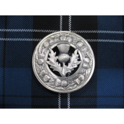 BROCHE DE PLAID CHARDON ECOSSAIS