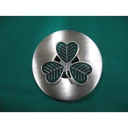 BROCHE DE PLAID TREFLE IRLANDAIS
