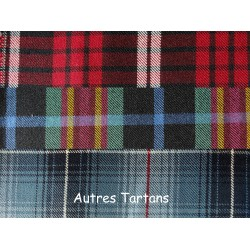Kilt Traditionnel en Autres Tartans Bretons