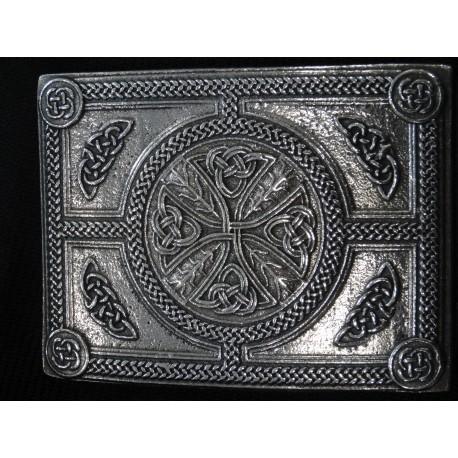 Boucle de ceinture de Kilt motif celtique