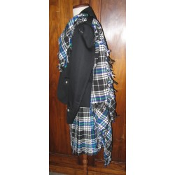 FLY PLAID EN TARTAN NATINAL BRETON