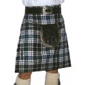 Kilt Traditionnel en Tartan National breton