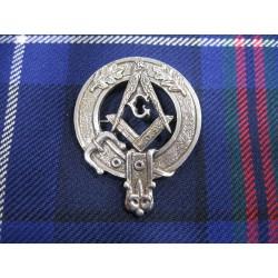 Cap Badge trèfle Irlandais